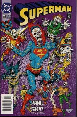 Superman Vol. 2 (1987-2006) (Comic Book) #66