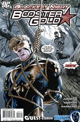 Booster Gold vol. 2 (2007-2011) #27