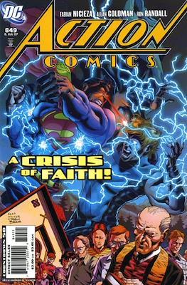 Action Comics Vol. 1 (1938-2011; 2016-) (Comic Book) #849