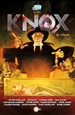 Knox - El Cómic (Rústica) #