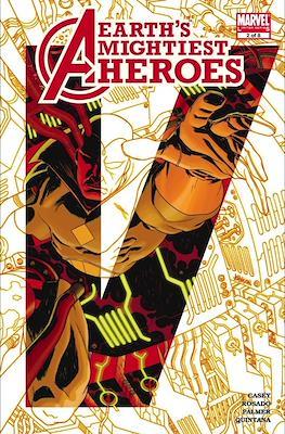 Avengers: Earth's Mightiest Heroes Vol. 2 (Comic Book) #2