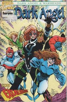 Dark Angel & Warheads (1993-1994) #6
