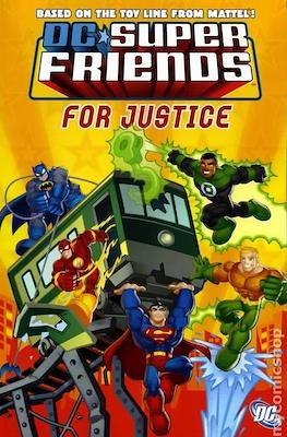 DC Super Friends For Justice