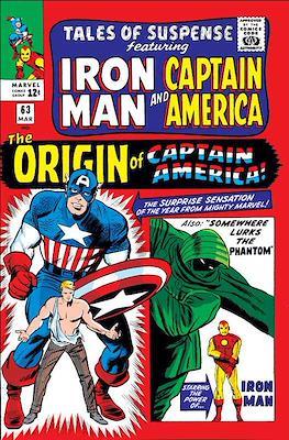 Tales of Suspense Vol. 1 (1959-1968; 2017-...) (Comic-book) #63
