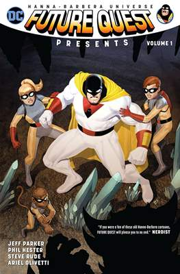 Future Quest Presents