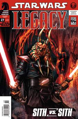 Star Wars: Legacy (Digital) #27