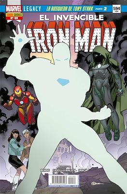 El Invencible Iron Man Vol. 2 (2011-) (Grapa - Rústica) #88