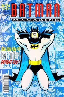Batman Magazine (Agrafé. 32 pp) #24