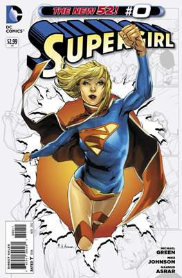Supergirl Vol. 6 (2011-2015) (Comic Book) #0