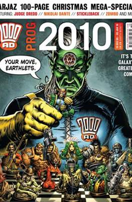 2000 AD Christmas Special. #2009