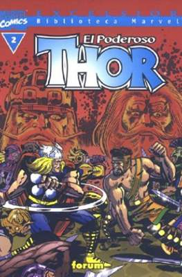 Biblioteca Marvel: El Poderoso Thor (2001-2004) (Rústica 160 pp) #2