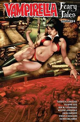Vampirella: Feary Tales (Comic Book / Digital) #3