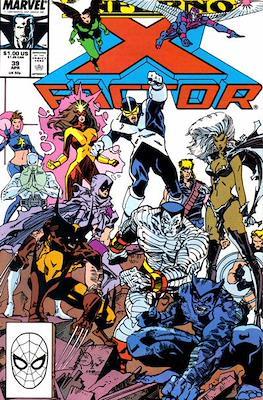 X-Factor Vol. 1 (1986-1998) #39