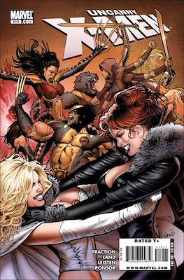 The Uncanny X-Men (1963-2011) (Comic-Book) #510