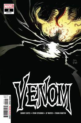 Venom Vol. 4 (2018) (Comic-book) #2