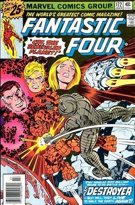 Fantastic Four Vol. 1 (1961-1996) (saddle-stitched) #172