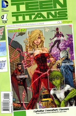 Teen Titans Vol. 5 (2014-2016)