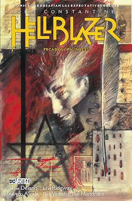 John Constantine: Hellblazer - DC Vertigo Deluxe (Cartoné) #1