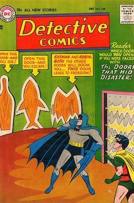 Detective Comics Vol. 1 (1937-2011; 2016-) (Comic Book) #238