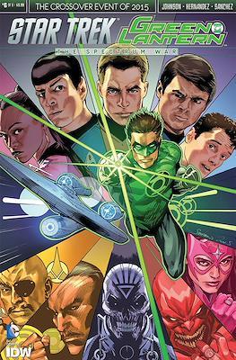 Star Trek/Green Lantern: The Spectrum War (Comic-Book/Digital) #6