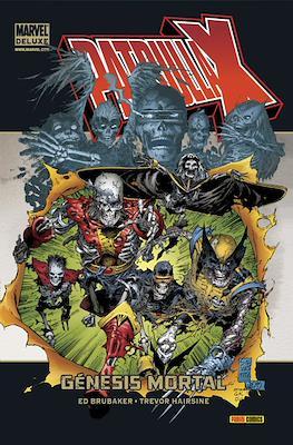 Patrulla-X. Génesis mortal. Marvel Deluxe