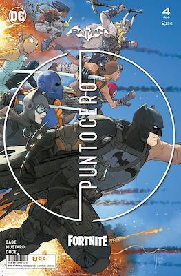 Batman / Fortnite - Punto Cero #4