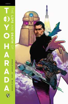 The Life and Death of Toyo Harada (Variant Cover) (Comic Book) #1