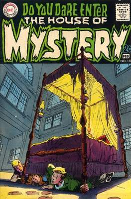 The House of Mystery (Grapa) #178