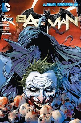 Batman: Nuevo Universo DC / Renacimiento (Grapa) #2