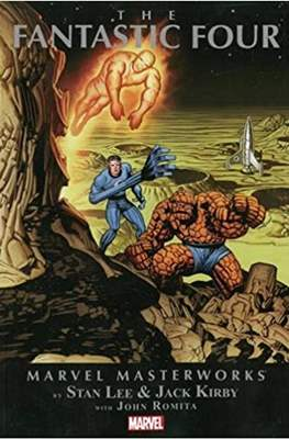 Marvel Masterworks: The Fantastic Four (Softcover) #10
