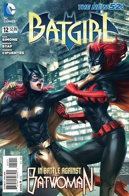 Batgirl Vol. 4 (2011-2016) (Comic-Book) #12