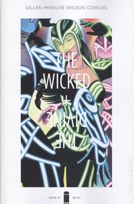 The Wicked + The Divine (Comic Book) #21