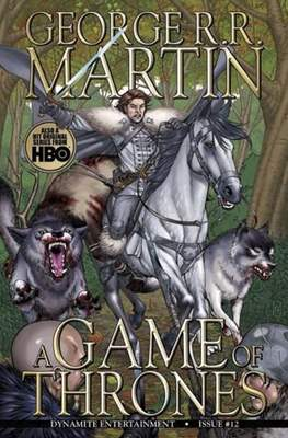 A Game of Thrones (Grapa) #12