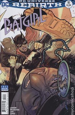 Batgirl Vol. 5 (2016- Variant Cover) #10