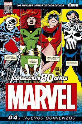 Coleccion Marvel 80 Años (Rústica) #4