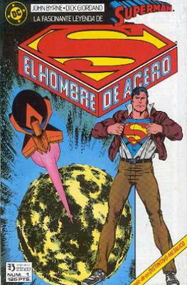 Superman: El Hombre de Acero / Superman Vol. 2
