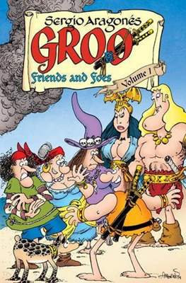 Groo Friends and Foes (Paperback 112 pp) #1