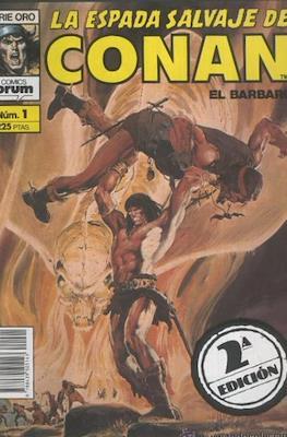 La Espada Salvaje de Conan Vol. 1. 2ª edición