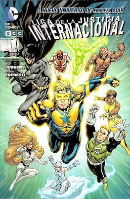 Liga de la Justicia Internacional (tomo) #1