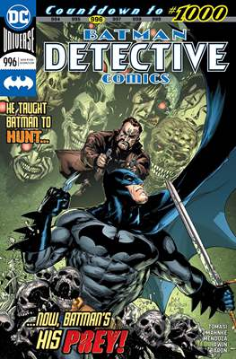 Detective Comics Vol. 1 (1937-2011; 2016-) (Comic Book) #996
