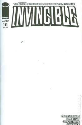 Invincible (Variant Covers) (Comic-book) #111.1