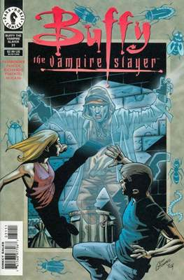 Buffy the Vampire Slayer (1998-2003) (saddle-stitched) #31