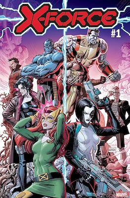 X-Force Vol. 6 (2019-) (Comic Book) #1