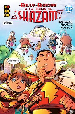 Billy Batson y la magia de ¡Shazam!. Kodomo (Grapa 48 pp) #9