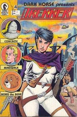 Dark Horse Presents (1986-2000) #4