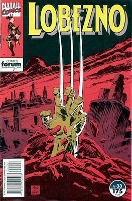 Lobezno vol. 1 (1989-1995) (Grapa) #33
