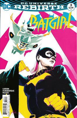 Batgirl Vol. 5 (2016-) (Comic Book) #3
