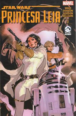 Star Wars: Princesa Leia (Grapas) #3