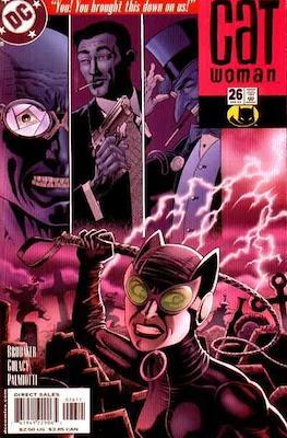 Catwoman Vol. 3 (2002-2008) (Comic Book) #26