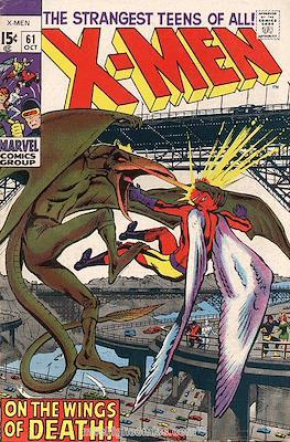 The Uncanny X-Men (1963-2011) (Comic-Book) #61
